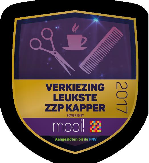 Leukste ZZP kapper 2017